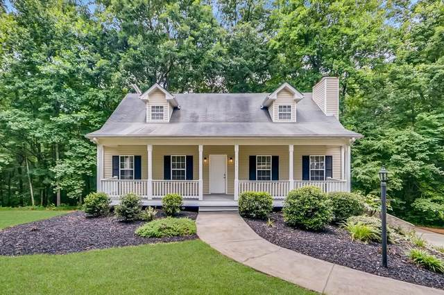 4745 Liberty Road, Villa Rica, GA 30180 (MLS #6903590) :: Charlie Ballard Real Estate