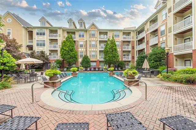 1207 Westchester Ridge NE, Atlanta, GA 30329 (MLS #6905363) :: RE/MAX Prestige