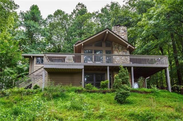 599 Sanderlin Mountain Drive S, Big Canoe, GA 30143 (MLS #6906277) :: North Atlanta Home Team