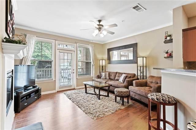 4805 W Village Way #3106, Smyrna, GA 30080 (MLS #6907688) :: North Atlanta Home Team
