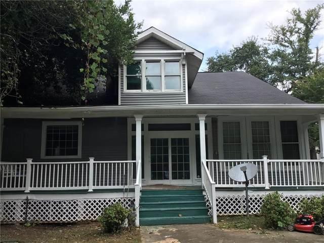 317 College Street, Fort Valley, GA 31030 (MLS #6909577) :: North Atlanta Home Team