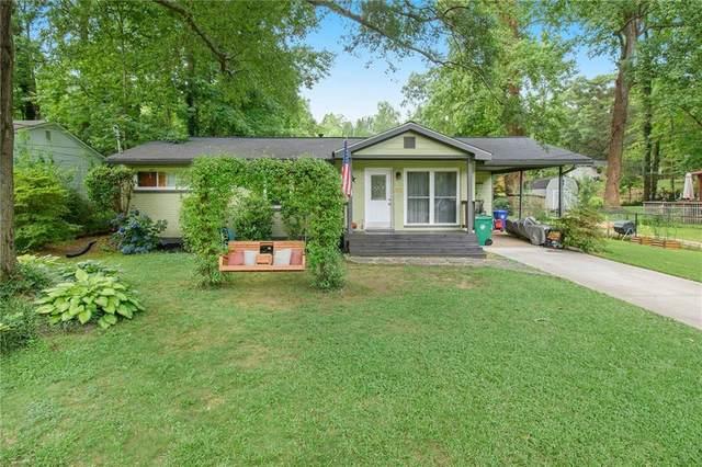 3082 Francine Drive, Decatur, GA 30033 (MLS #6910992) :: North Atlanta Home Team