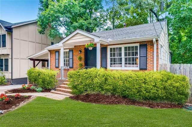 27 Honour Circle NW, Atlanta, GA 30305 (MLS #6910994) :: Path & Post Real Estate
