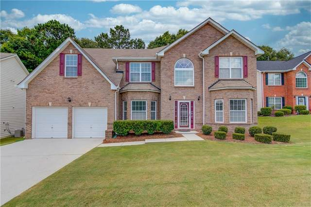 1885 Logan Ridge Circle, Loganville, GA 30052 (MLS #6912386) :: North Atlanta Home Team