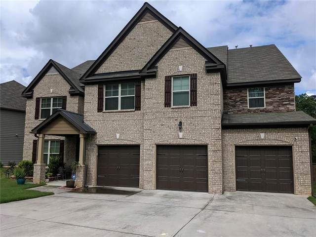811 Lorrimont Lane, Fairburn, GA 30213 (MLS #6912394) :: North Atlanta Home Team