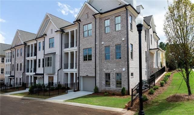 201 Atley Place #105, Alpharetta, GA 30009 (MLS #6912552) :: AlpharettaZen Expert Home Advisors