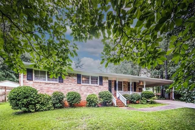 1732 Virginia Circle SW, Mableton, GA 30126 (MLS #6912953) :: North Atlanta Home Team