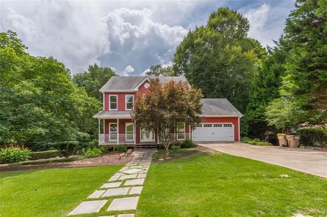 1481 Riverbend Court, Bethlehem, GA 30620 (MLS #6913835) :: Path & Post Real Estate