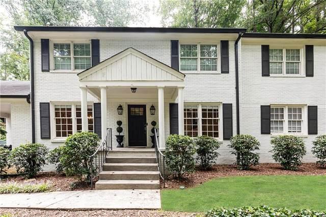 3837 Land O Lakes Drive NE, Atlanta, GA 30342 (MLS #6914614) :: North Atlanta Home Team