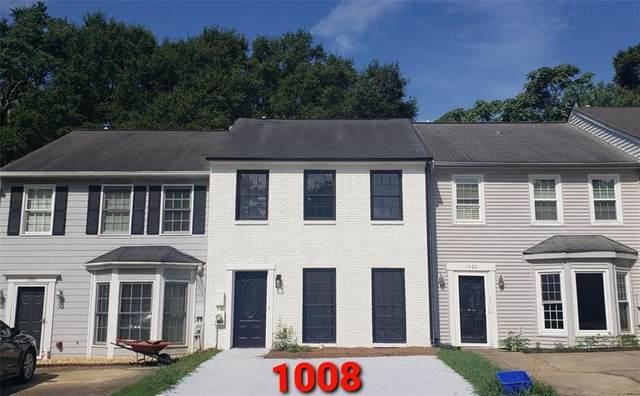 1008 Windy Oaks Court SE, Smyrna, GA 30080 (MLS #6915106) :: Kennesaw Life Real Estate