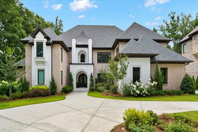140 Johnson Road, Suwanee, GA 30024 (MLS #6915361) :: North Atlanta Home Team