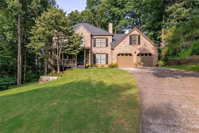 4000 Southbrook Court, Kennesaw, GA 30152 (MLS #6915488) :: North Atlanta Home Team