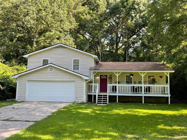 2476 Red Barn Road SW, Marietta, GA 30064 (MLS #6915586) :: North Atlanta Home Team