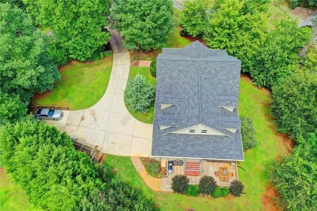 1957 War Hill Park Road, Dawsonville, GA 30534 (MLS #6916286) :: North Atlanta Home Team