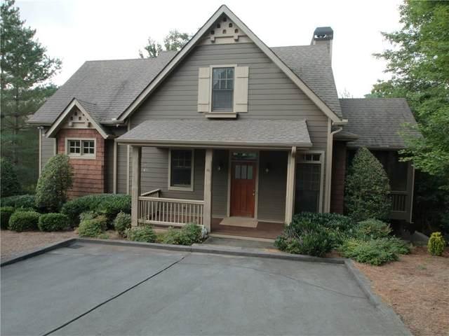 40 Laurel Ridge Trail, Dawsonville, GA 30534 (MLS #6917484) :: Maria Sims Group