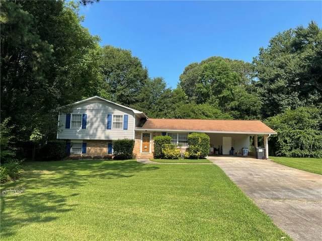 4590 SE Shamrock Place SE, Mableton, GA 30126 (MLS #6917583) :: North Atlanta Home Team