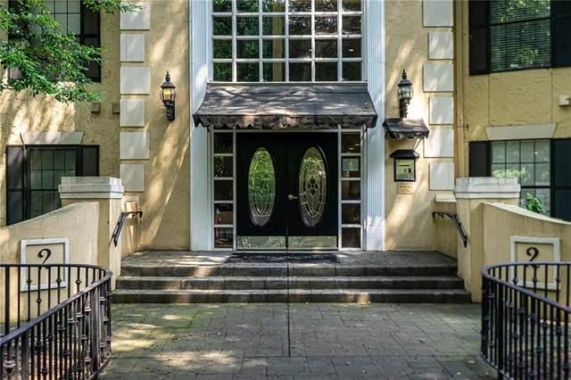 2303 Pine Heights Drive NE, Atlanta, GA 30324 (MLS #6919305) :: Path & Post Real Estate