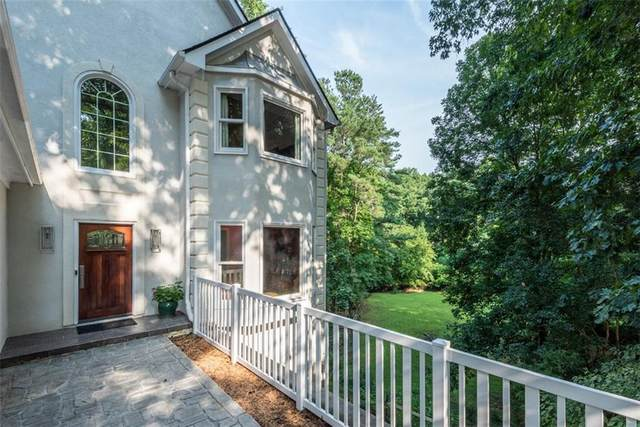 601 Ashley Forest Drive NW, Acworth, GA 30102 (MLS #6919517) :: RE/MAX Paramount Properties