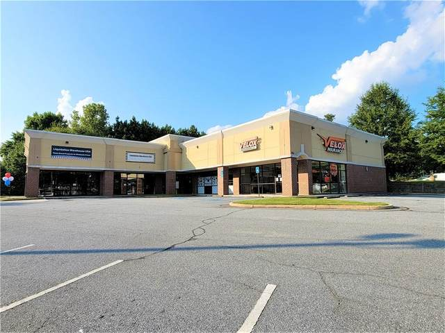 5261 Buford Highway, Norcross, GA 30071 (MLS #6920827) :: Todd Lemoine Team