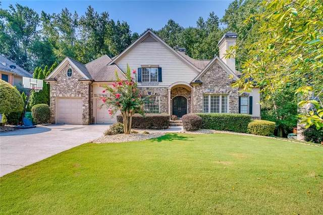 5765 Lake Heights Circle, Alpharetta, GA 30022 (MLS #6920834) :: North Atlanta Home Team