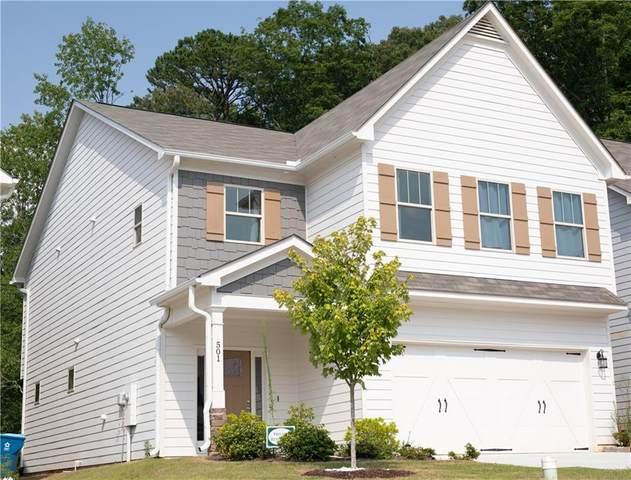 501 Omnia Court, Lawrenceville, GA 30044 (MLS #6921079) :: Dawn & Amy Real Estate Team