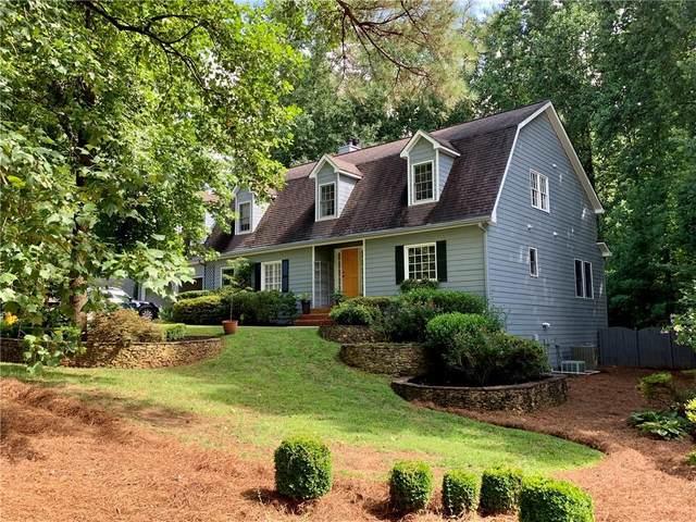 990 Lake Charles Drive, Roswell, GA 30075 (MLS #6921107) :: Path & Post Real Estate