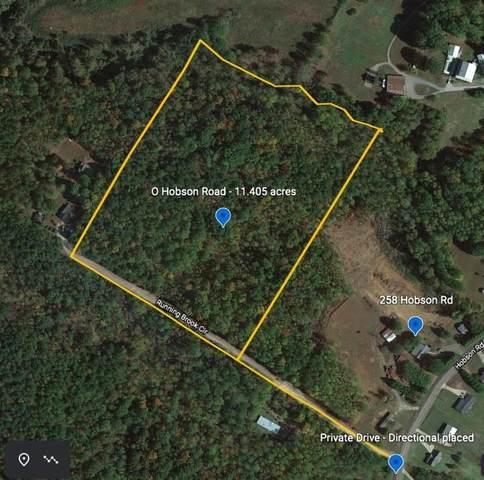 0 Hobson Road, Jasper, GA 30143 (MLS #6921229) :: Compass Georgia LLC