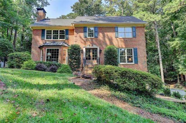 8020 River Circle, Sandy Springs, GA 30350 (MLS #6922668) :: North Atlanta Home Team