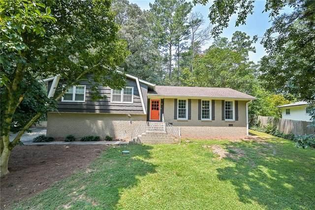 5510 Stoneybrook Court SE, Mableton, GA 30126 (MLS #6922913) :: Atlanta Communities Real Estate Brokerage