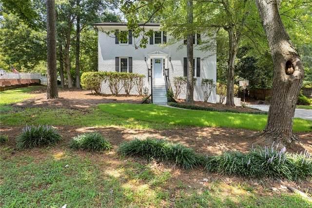 3780 Churchill Drive SW, Marietta, GA 30064 (MLS #6923547) :: The Hinsons - Mike Hinson & Harriet Hinson