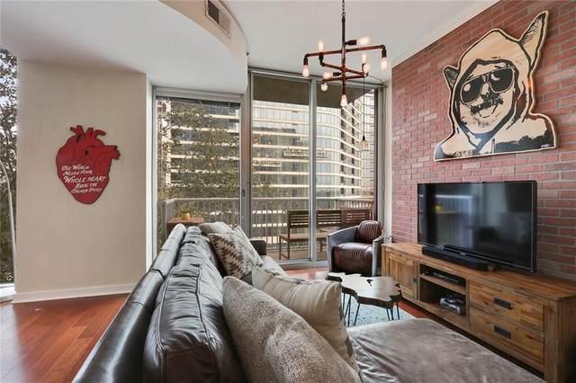 855 Peachtree Street NE #1312, Atlanta, GA 30308 (MLS #6923811) :: Good Living Real Estate