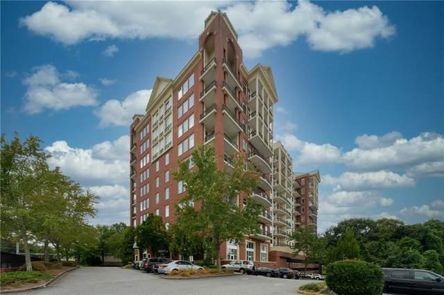 3820 Roswell Road NE #510, Atlanta, GA 30342 (MLS #6924116) :: Atlanta Communities Real Estate Brokerage