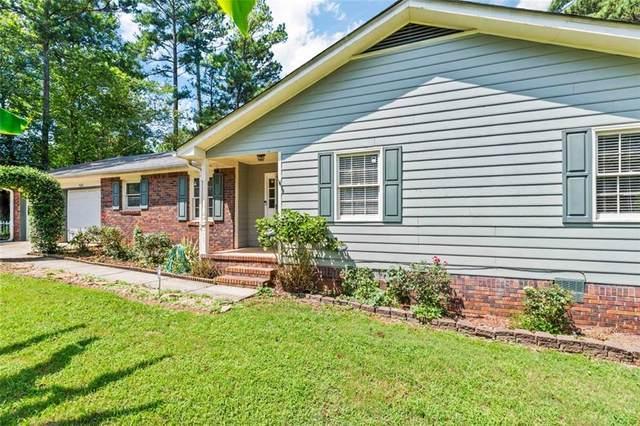 468 Summerville Drive NW, Lawrenceville, GA 30045 (MLS #6924221) :: North Atlanta Home Team