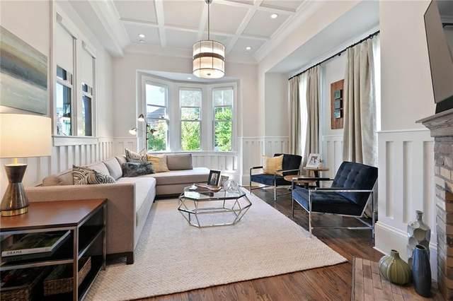 785 Piedmont Avenue NE A, Atlanta, GA 30308 (MLS #6924691) :: RE/MAX Paramount Properties