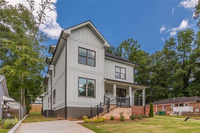 516 Parker Avenue, Decatur, GA 30032 (MLS #6925050) :: Todd Lemoine Team