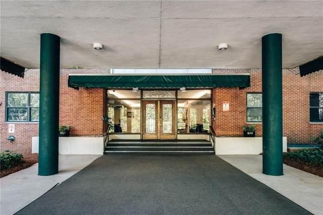 2965 Pharr Court South NW #401, Atlanta, GA 30305 (MLS #6926172) :: Cindy's Realty Group