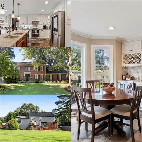 1522 Oakmoor Place, Marietta, GA 30062 (MLS #6927710) :: North Atlanta Home Team