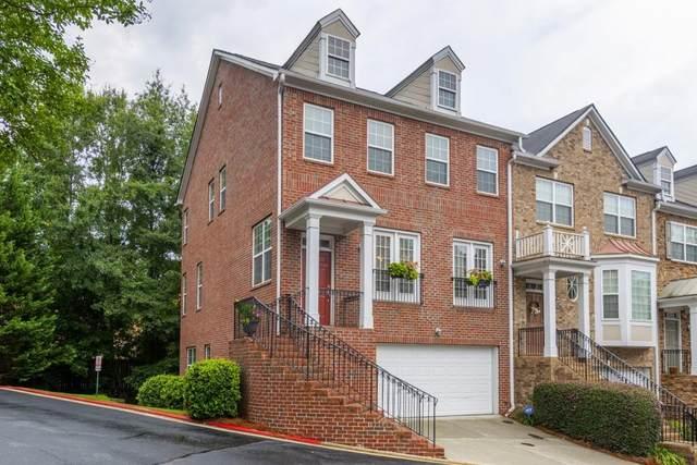 3949 Old Atlanta Station Court, Atlanta, GA 30339 (MLS #6927945) :: AlpharettaZen Expert Home Advisors