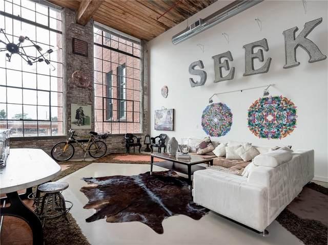 170 SE Boulevard SE E313, Atlanta, GA 30312 (MLS #6928612) :: Kennesaw Life Real Estate