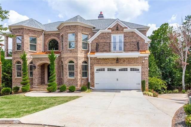 819 Jamont Circle, Johns Creek, GA 30022 (MLS #6930746) :: North Atlanta Home Team
