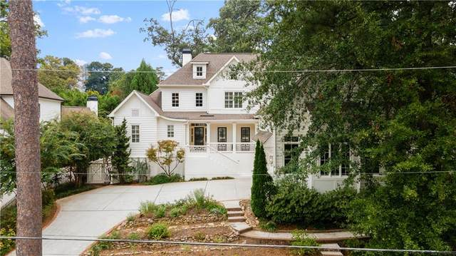 634 Timm Valley Road NE, Atlanta, GA 30305 (MLS #6931013) :: Virtual Properties Realty
