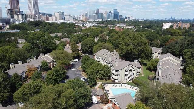512 Mcgill Place #512, Atlanta, GA 30312 (MLS #6931104) :: Virtual Properties Realty
