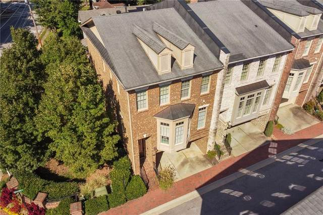 4 Candler Grove Court, Decatur, GA 30030 (MLS #6932467) :: Path & Post Real Estate