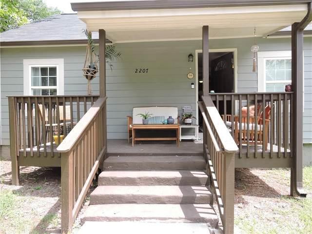 2207 Emory Street SW, Covington, GA 30014 (MLS #6932795) :: North Atlanta Home Team