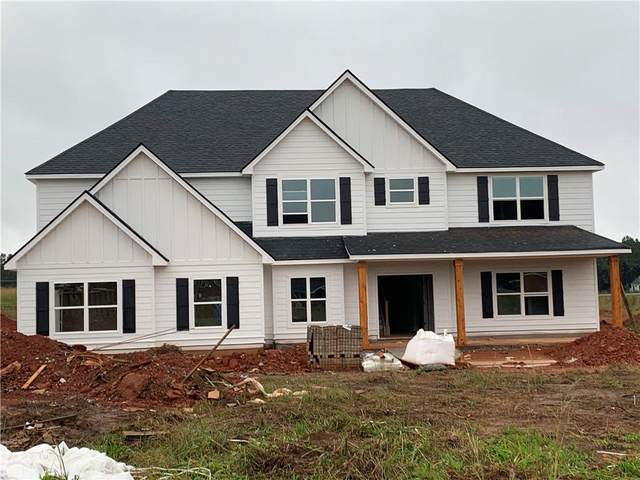 908 Old Stagecoach Road, Carrollton, GA 30116 (MLS #6934166) :: North Atlanta Home Team