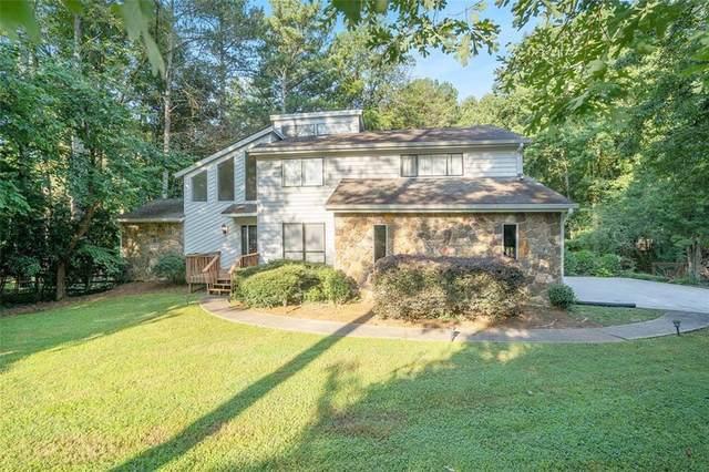 290 Spring Creek Road, Roswell, GA 30075 (MLS #6934191) :: North Atlanta Home Team