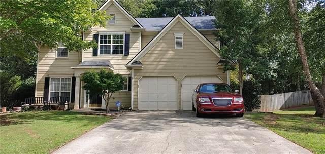 5945 Shepherds Pond, Alpharetta, GA 30004 (MLS #6934692) :: North Atlanta Home Team