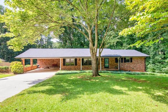 5528 Fern Creek Drive SW, Lilburn, GA 30047 (MLS #6935286) :: North Atlanta Home Team