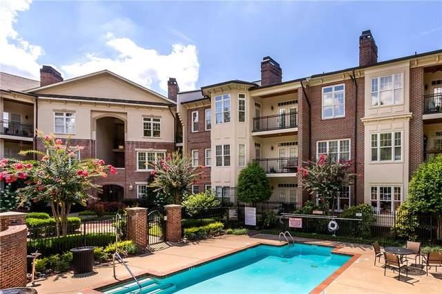825 Highland Lane NE #1317, Atlanta, GA 30306 (MLS #6935911) :: Dawn & Amy Real Estate Team
