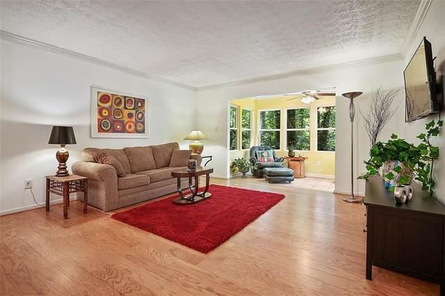 5141 Roswell Road #2, Sandy Springs, GA 30342 (MLS #6936056) :: Tonda Booker Real Estate Sales